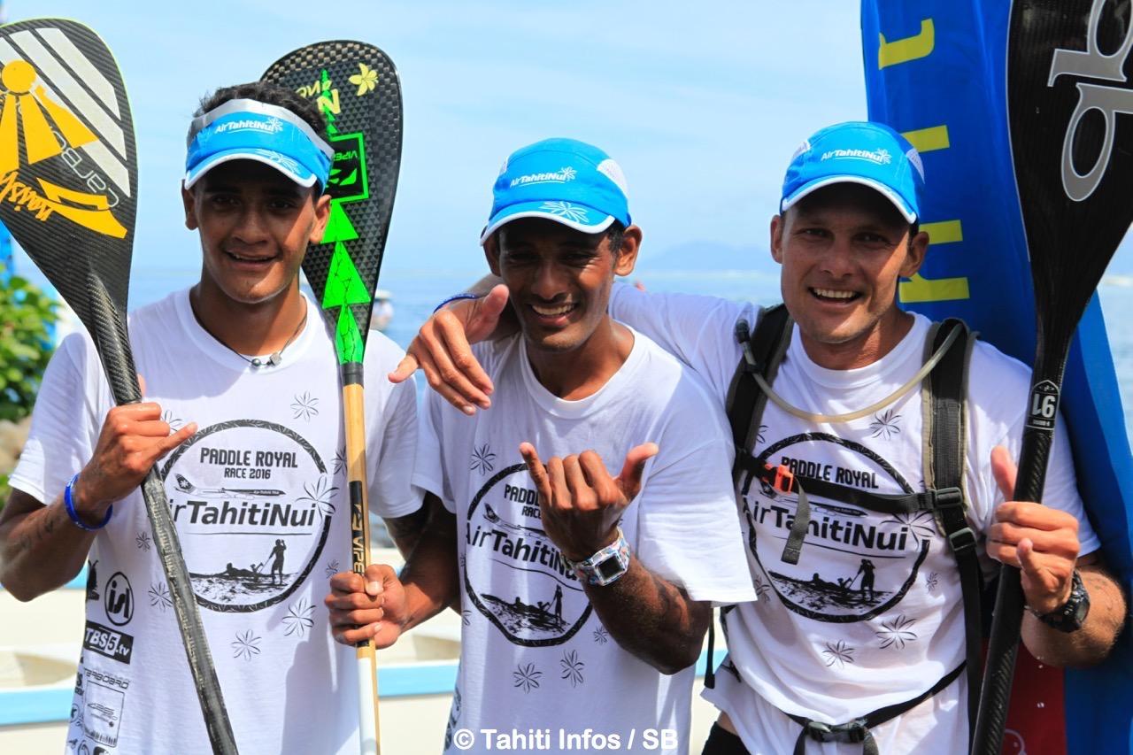 Lorenzo, Niuhiti et Manatea