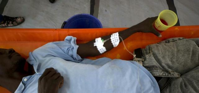 Haïti : la lutte contre le choléra, sous-financée, est inefficace