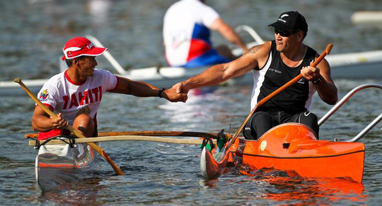 Patrick Viriamu, un athlète extraordinaire