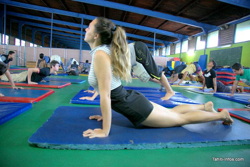 La pédagogie par le sport : apprendre et bouger au lycée Paul Gauguin