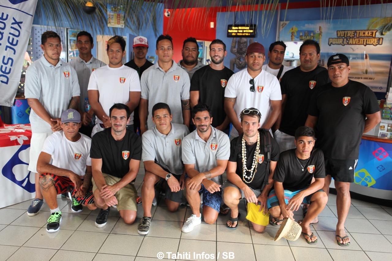 La dernière sélection de rugby à XV, début 2015