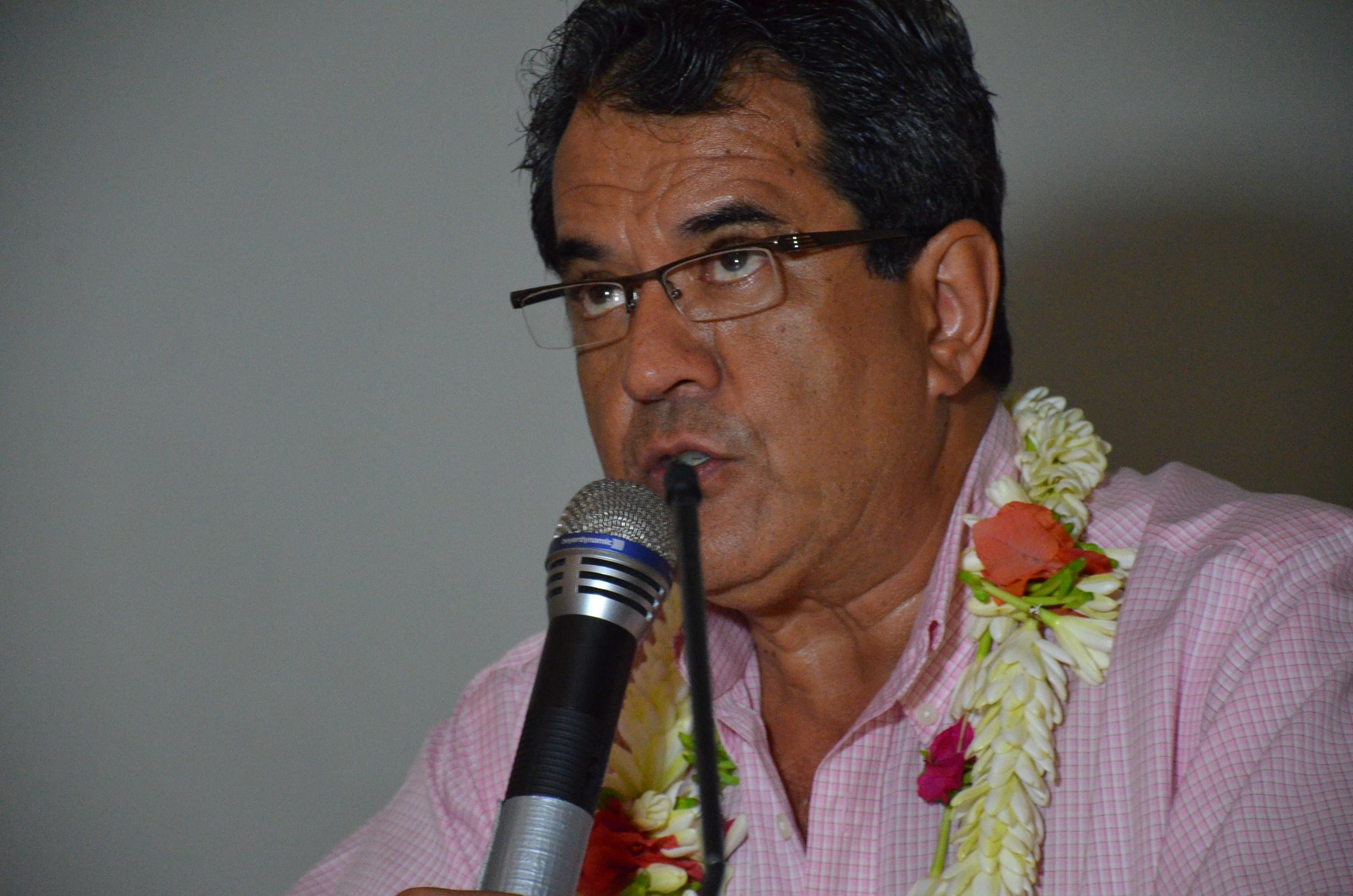 Fritch veut faire de la Polynésie la plus grande aire marine gérée du monde