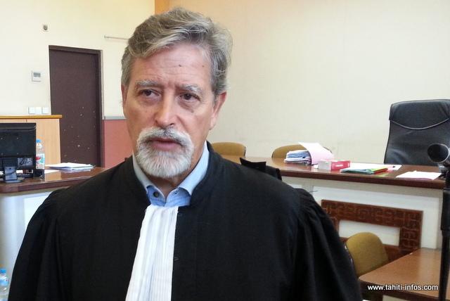 """Un détenu polynésien radicalisé """"inquiétant"""" à Nuutania"""