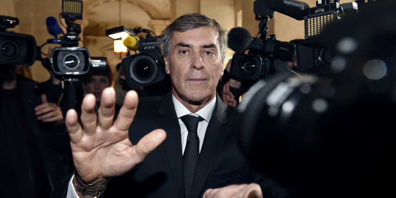 Mensonge et fraude fiscale: l'ex-ministre Cahuzac devant ses juges lundi