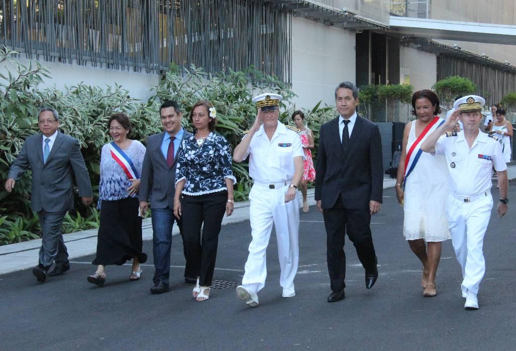 La Polynésie française a voté pour son ralliement à la France libre le 30 août et le 1er septembre 1940.