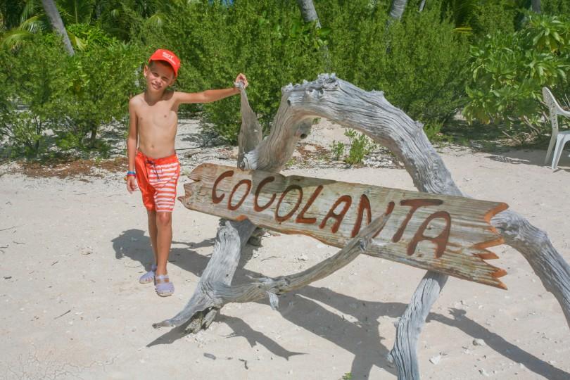 La plage de Cocolanta vous attend !