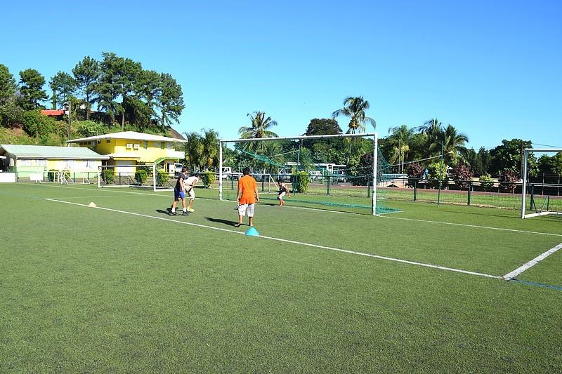 Le club de football de Tefana recrute trois agents en service civique