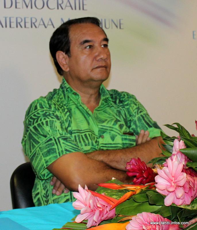 """Détenus radicalisés : """"Le Polynésien va toujours combattre l'islam radical"""" (Géros)"""