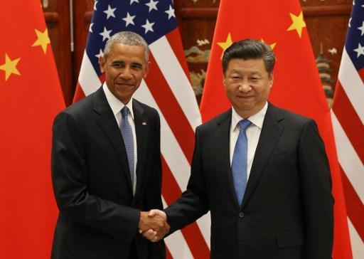 """Climat: un """"bon signal"""" envoyé par Pékin et Washington, selon ONG et experts"""