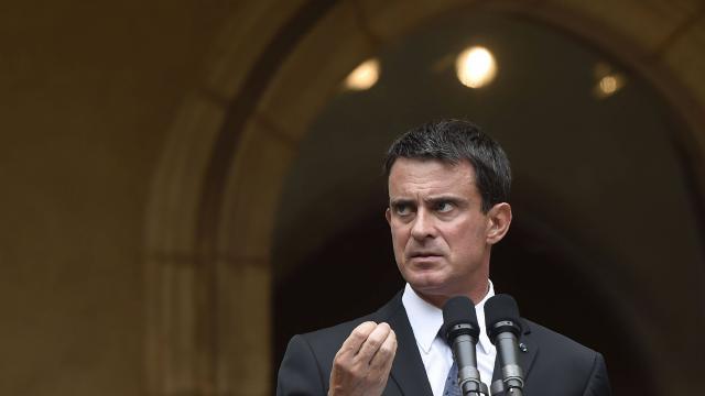 "Valls répond au New York Times: ""En France, les femmes sont libres"""