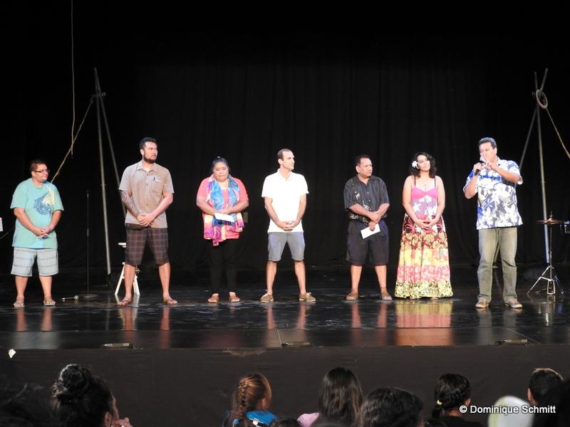 Air Tahiti Nui et l'association du Caméléon ont attribué des aides financières à trois associations de Papeete, Faa'a et Teva i Uta.