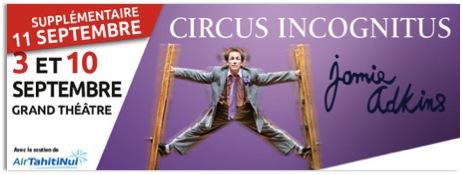 Quand le cirque soutient des projets socio-éducatifs