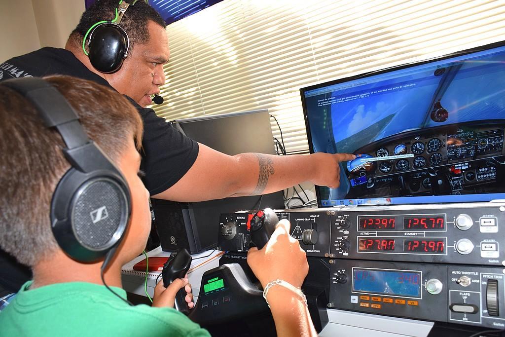 Faaa : une journée pour s'initier aux métiers de l'aéronautique