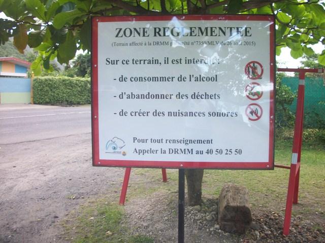 Polémique autour du site du Petit Mousse à Papara