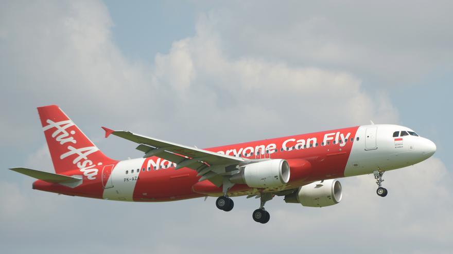 Erreur de longitude : un avion d'AirAsia pour la Malaisie atterrit à Melbourne