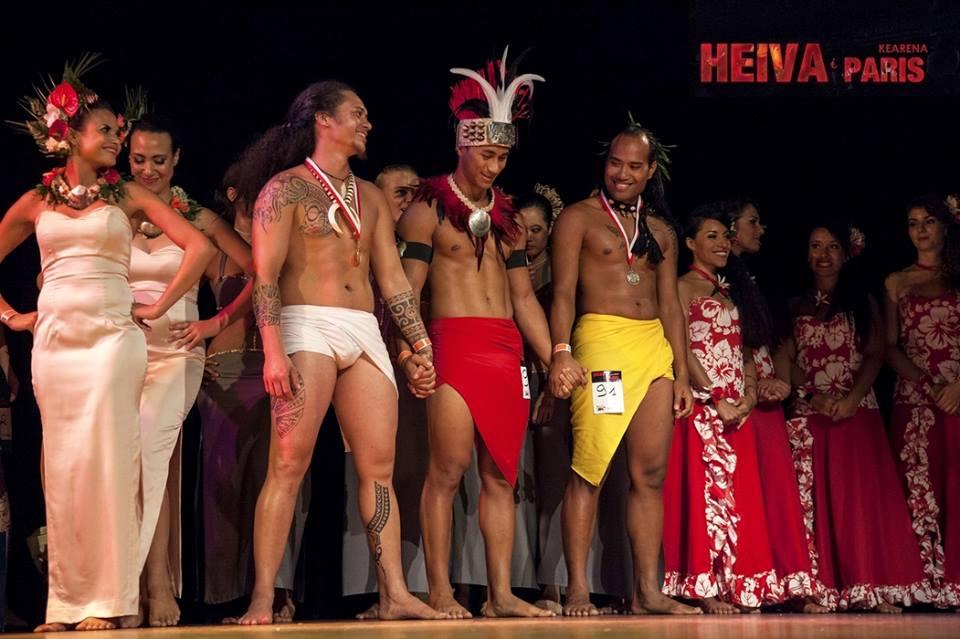 Quatorze troupes de 'ori tahiti provenant de treize pays danseront devant 2 500 spectateurs.