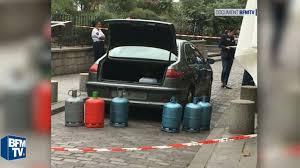 """Bonbonnes de gaz: un """"attentat déjoué"""" à Paris, le groupe qui l'a organisé """"annihilé"""""""