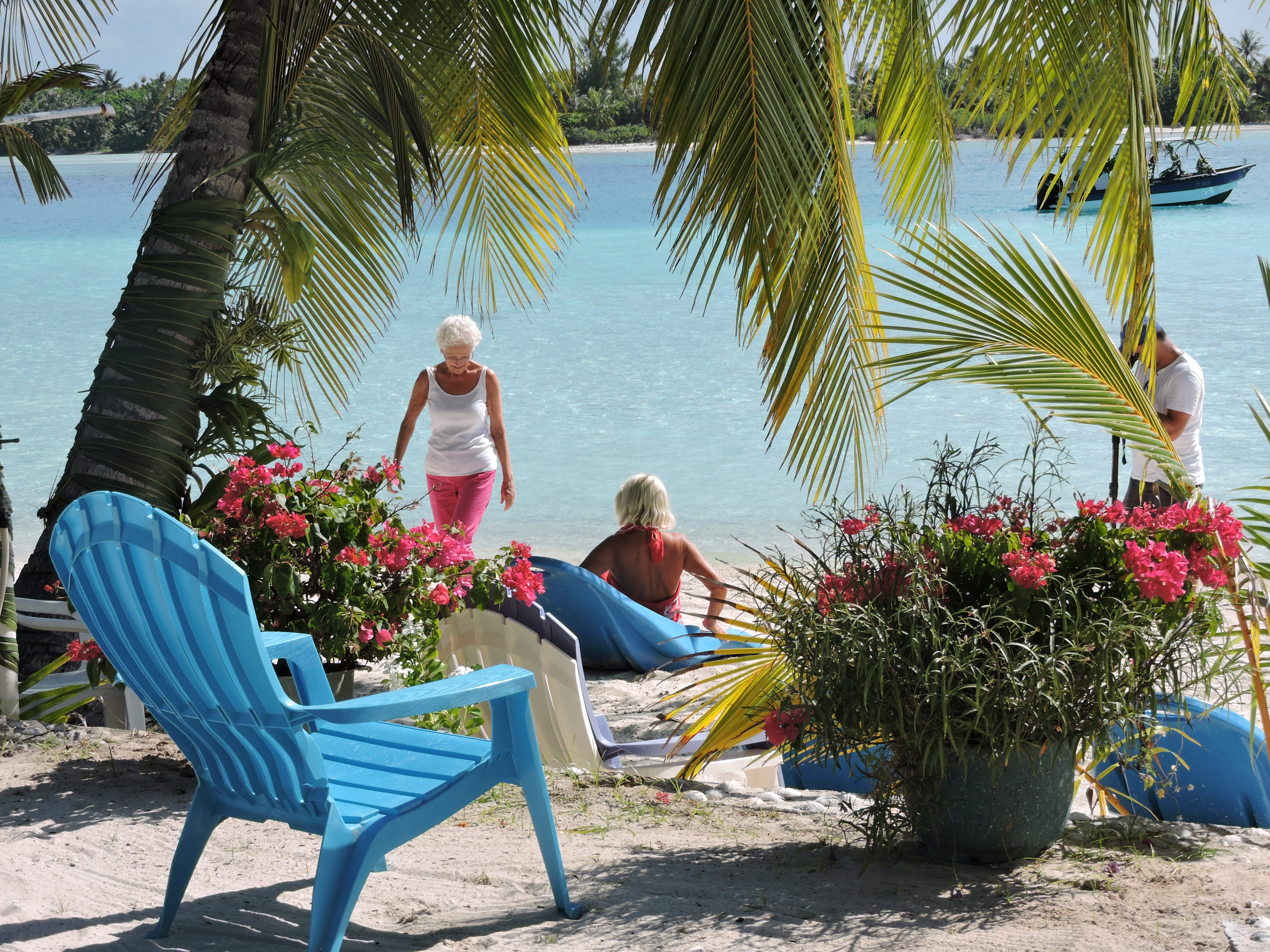 Selon l'institut, la Polynésie française a accueilli 91 490 touristes de janvier à juin 2016, ce qui représente une hausse de 7,9 % par rapport à l'année précédente.