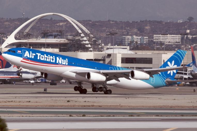 Retard prévu pour l'arrivée du vol d'Air Tahiti Nui vendredi soir
