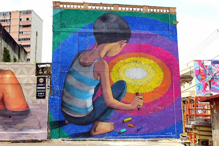 Ono'u : le rendez-vous mondial du street art en octobre à Tahiti
