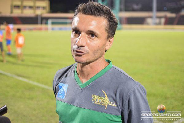 Football : Dragon remporte le trophée des champions face à Tefana