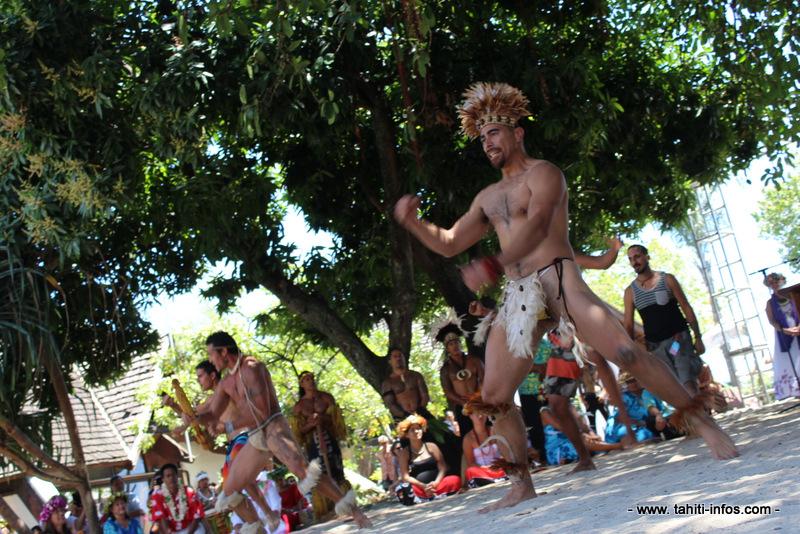 Quels sont les secrets de l'habit de guerrier d'un Rapa Nui?