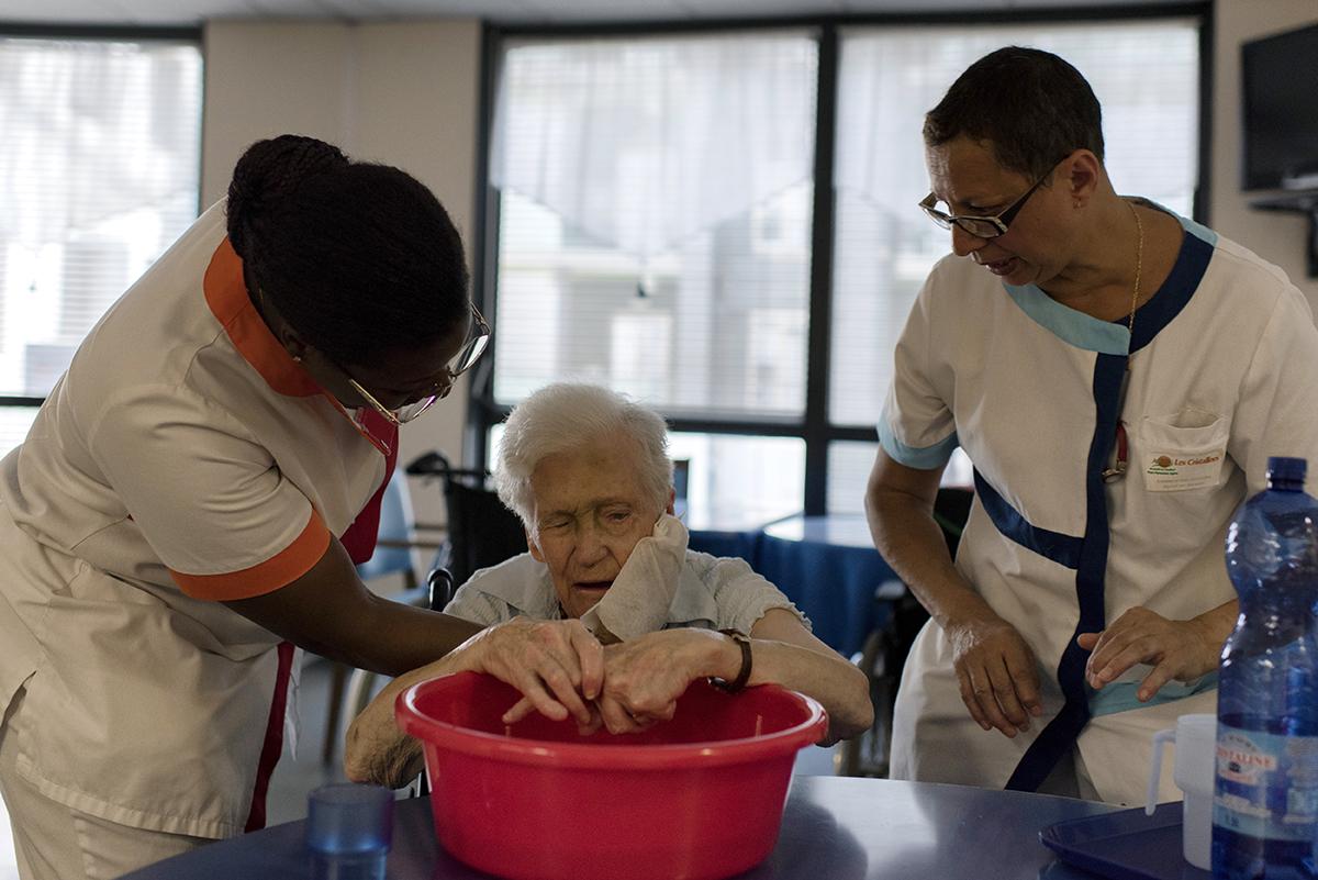 """Face à une """"souffrance grandissante"""", les infirmiers tirent la sonnette d'alarme"""