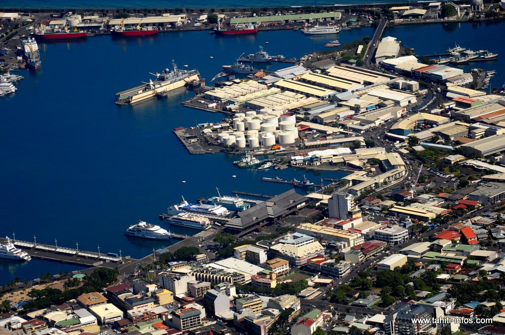 Georges Puchon nommé à la tête du Port autonome de Papeete