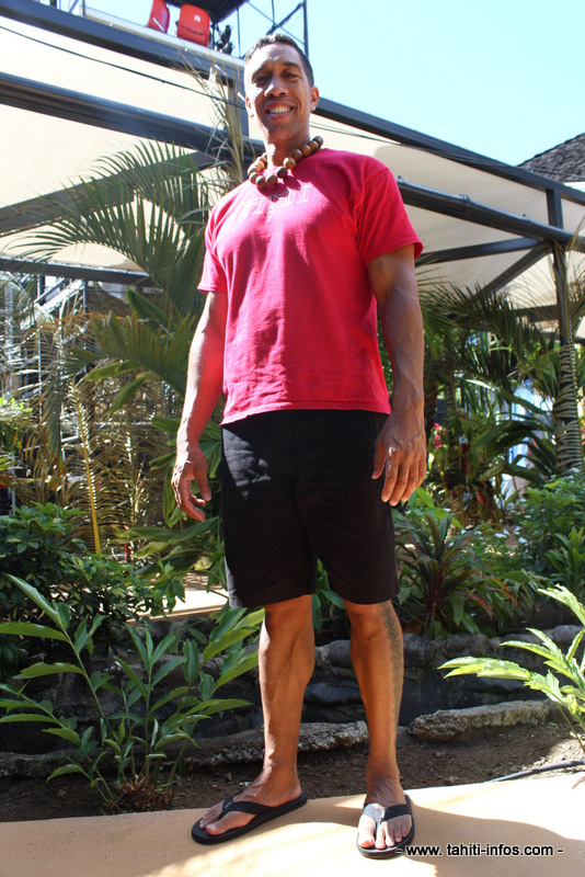 Moses Goods vient de l'île de Maui, à Hawaii.