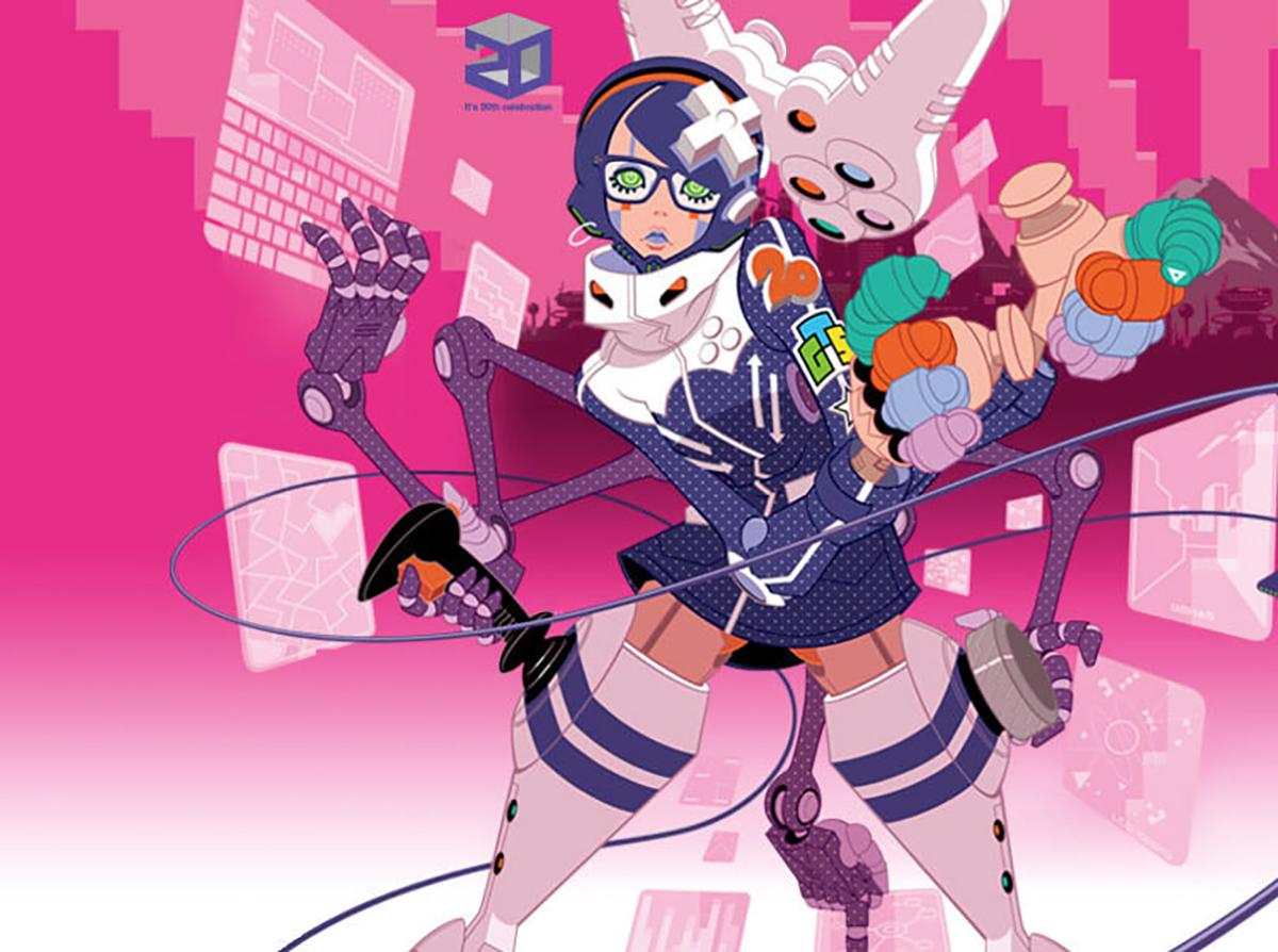 Tokyo Game Show: de l'amour virtuel au combat réaliste, le jeu vidéo sans limite
