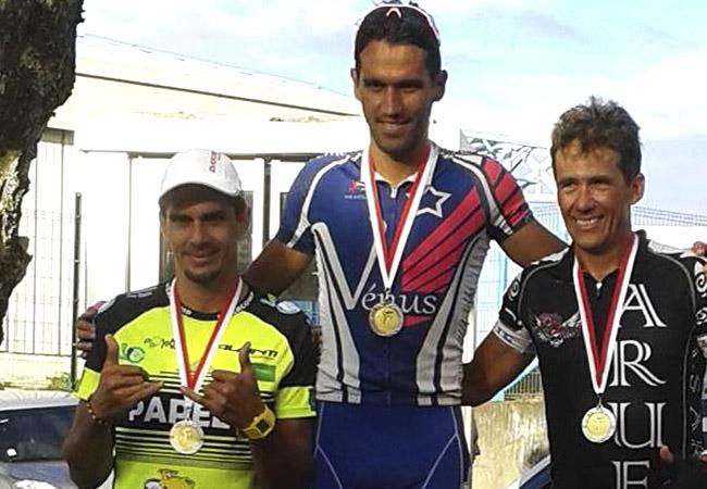 Cyclisme – Coupe de Tahiti #4 : Opeta Vernaudon en première place