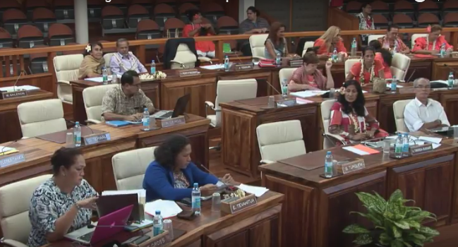 UPLD et Tahoera'a votent contre le rétablissement de la DGA à 10,8 milliards