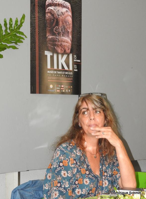 """""""Le tiki fait partie intégrante de la culture polynésienne"""""""
