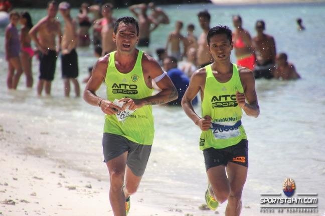 Le duo Wane-Izal a gagné avec plus de 10 minutes d'avance