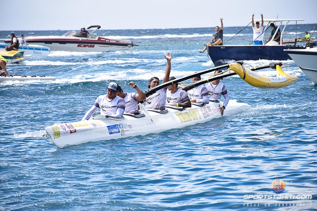 Team Opt, grand gagnant de la Tetiaroa Royal Race