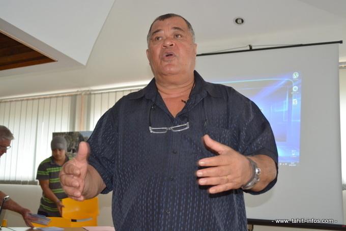 Les élus de Rangiroa favorables au projet d'extraction à Makatea