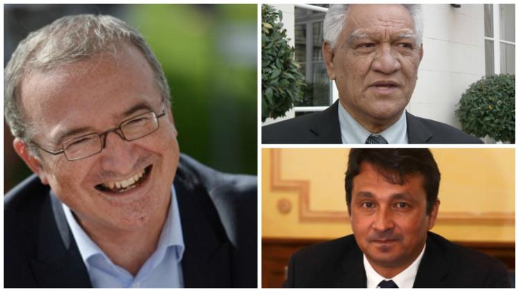 Primaire de la droite : Hervé Mariton, parrainé par Laurey et Tahuaitu, écarté