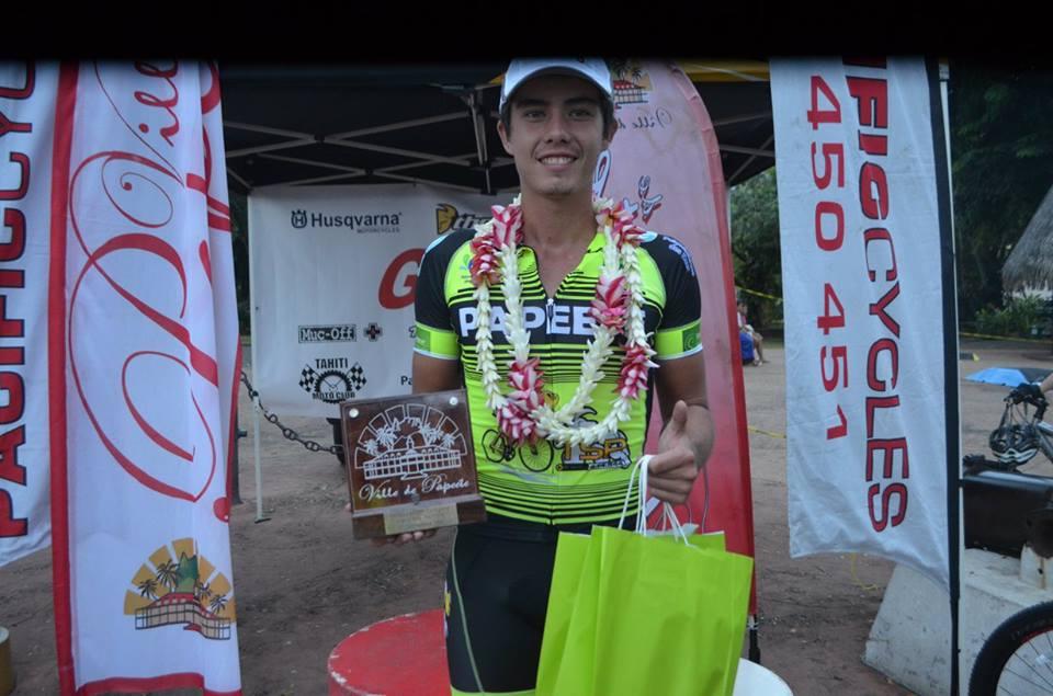 Cyclisme – Tuarii Teuira : « J'aimerais monter dans le top 10 »