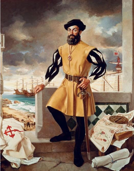 Magellan avait embarqué avec lui, depuis le fleuve espagnol Guadalquivir, un jeune marin du nom de Gonzalo de Vigo, premier Blanc à avoir vécu en Océanie.
