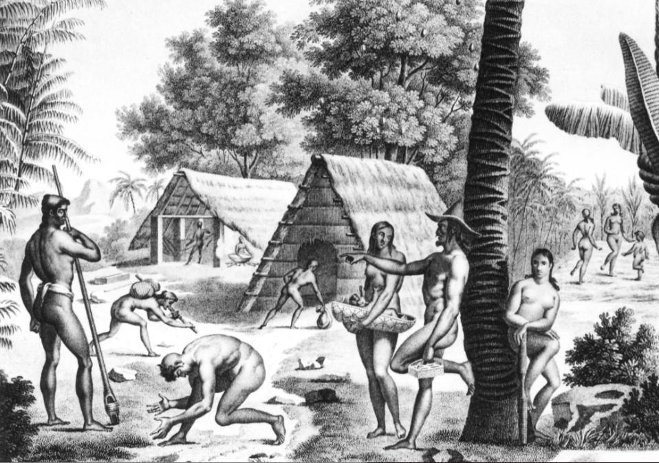 Les Chamorros, apparemment, adoptèrent Gonzalo de Vigo, alors qu'ils avaient tué les deux compagnons avec lesquels il avait déserté.