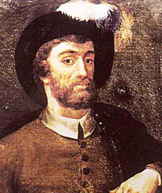 Ce n'est pas Magellan, mais un de ses lieutenants, Juan Sebastian Elcano, qui bouclé le premier tour du monde, en ramenant 18 hommes sur 237. De Vigo avait préféré déserté aux Mariannes…