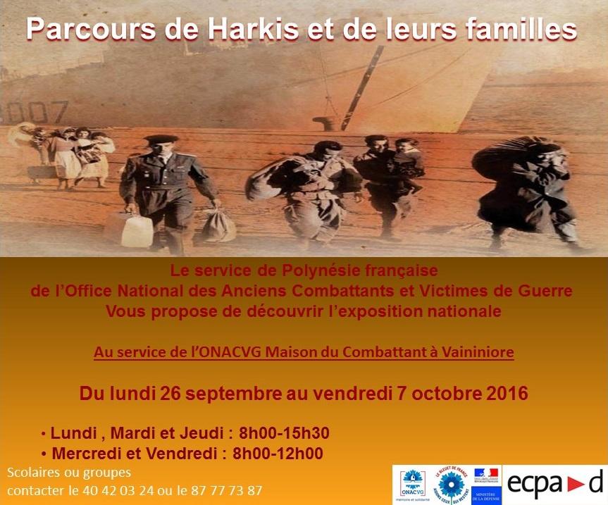 La journ e nationale d 39 hommage aux harkis solennellement - Office national des anciens combattants ...