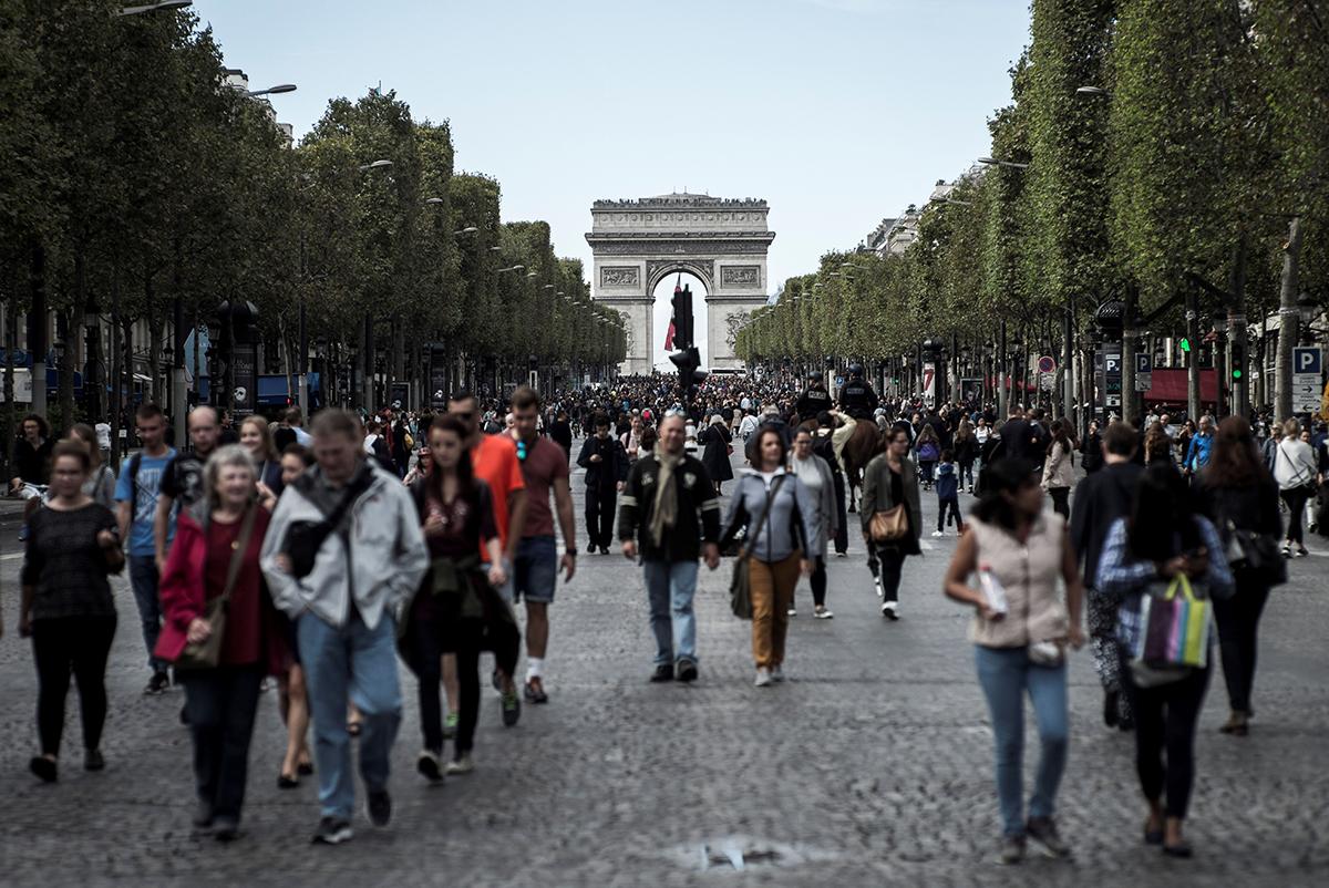Deuxième journée sans voiture à Paris, à plus grande échelle