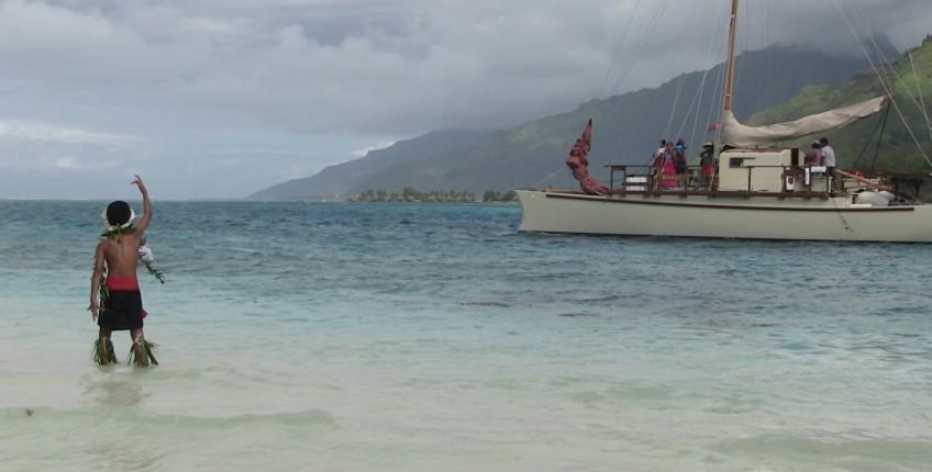 Un documentaire sur Opunohu projeté jeudi à Faa'a