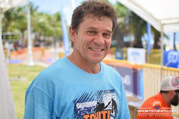 Bernard Costa membre de la fédération de triathlon