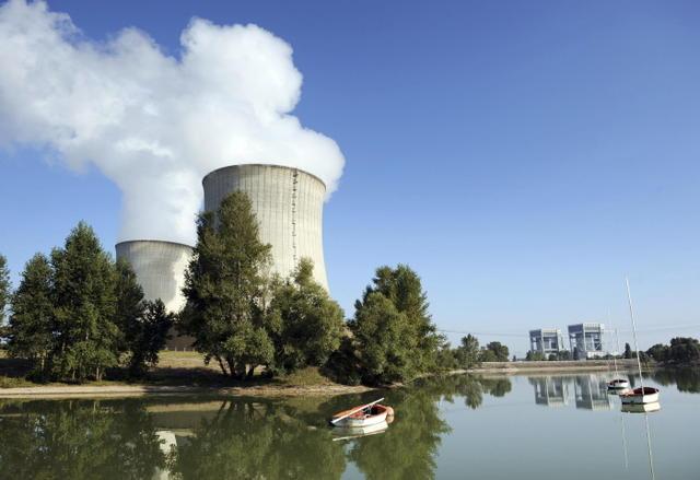 Rejets de plutonium dans la Loire: la plainte contre EDF classée sans suite
