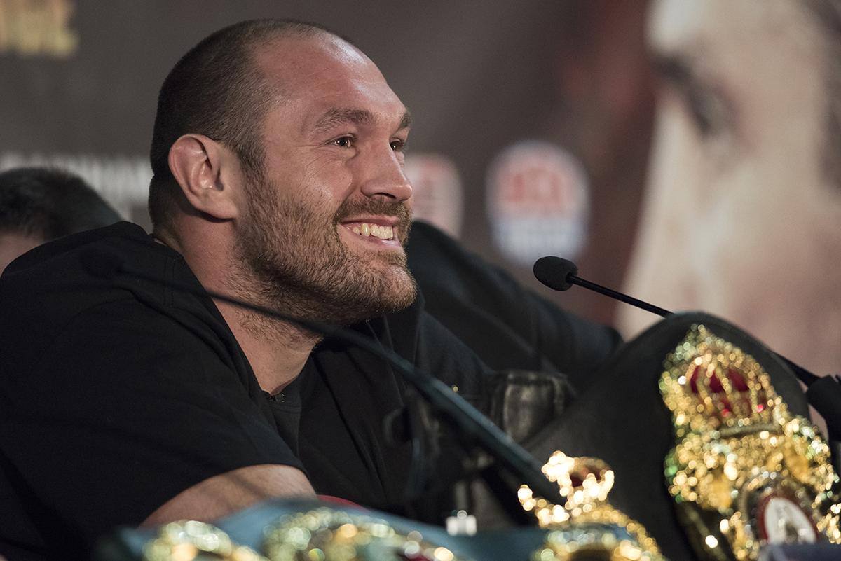 Dopage: Tyson Fury, champion du monde des lourds, annonce sa retraite