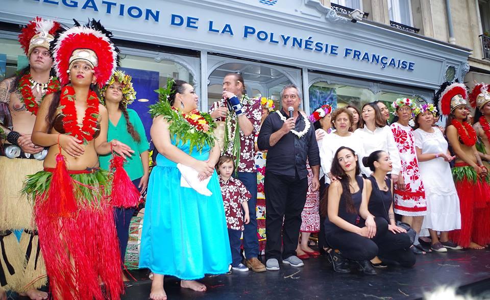 La délégation de la Polynésie française à Paris a été créée en 1971. Elle a pour vocation première d'assurer la représentation institutionnelle du Pays en France et en Europe.