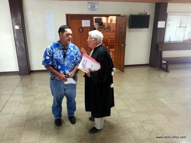 Les ennuis judiciaire s'accumulent pour le tavana de Tumara'a et président du SPC.