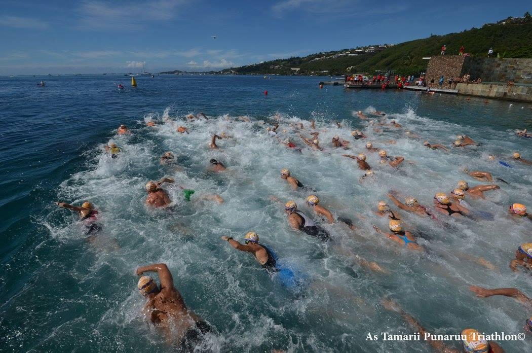 Triathlon - Triathlon Manava : Régis Morandeau et Carine Soulon vainqueurs